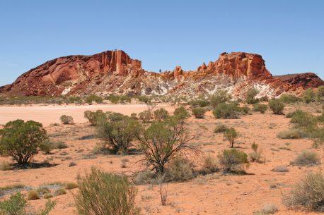 Trekking in Australia