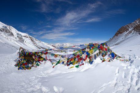 percorso trekking in Nepal