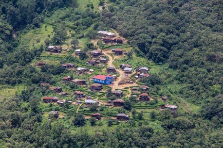 Trekking in Myanmar nella regione del Chin