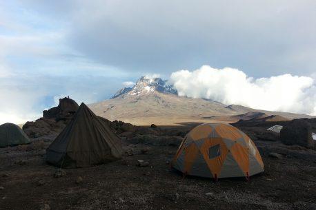 Trekking sul Kilimangiaro