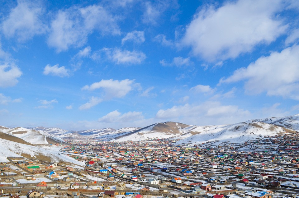 Trekking in Mongolia sull'Altai Mountains