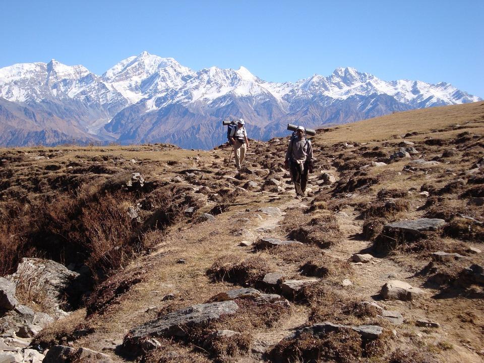 Viaggio trekking sull'Everest