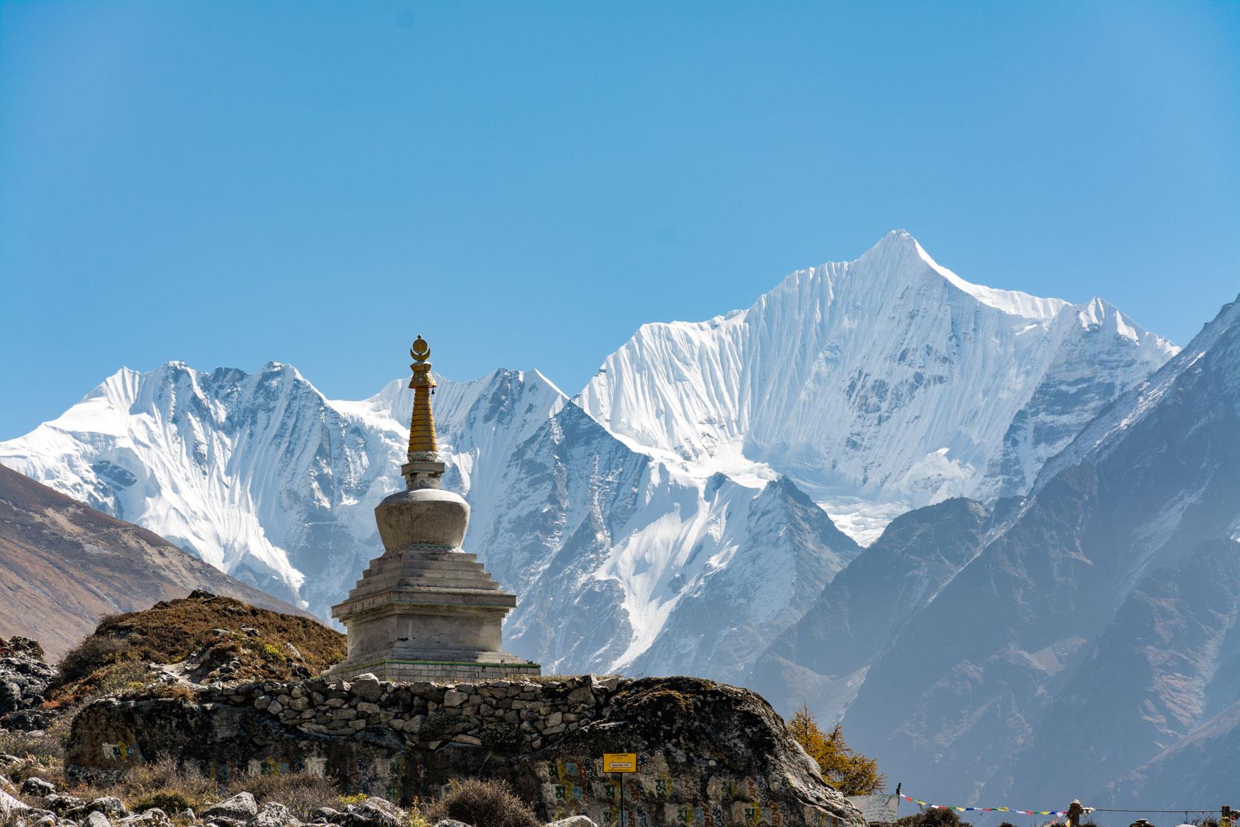 viaggio trekking in Nepal