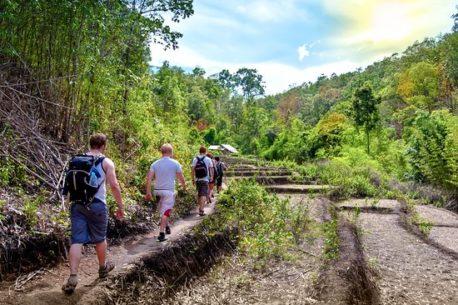 Viaggio trekking Thailandia