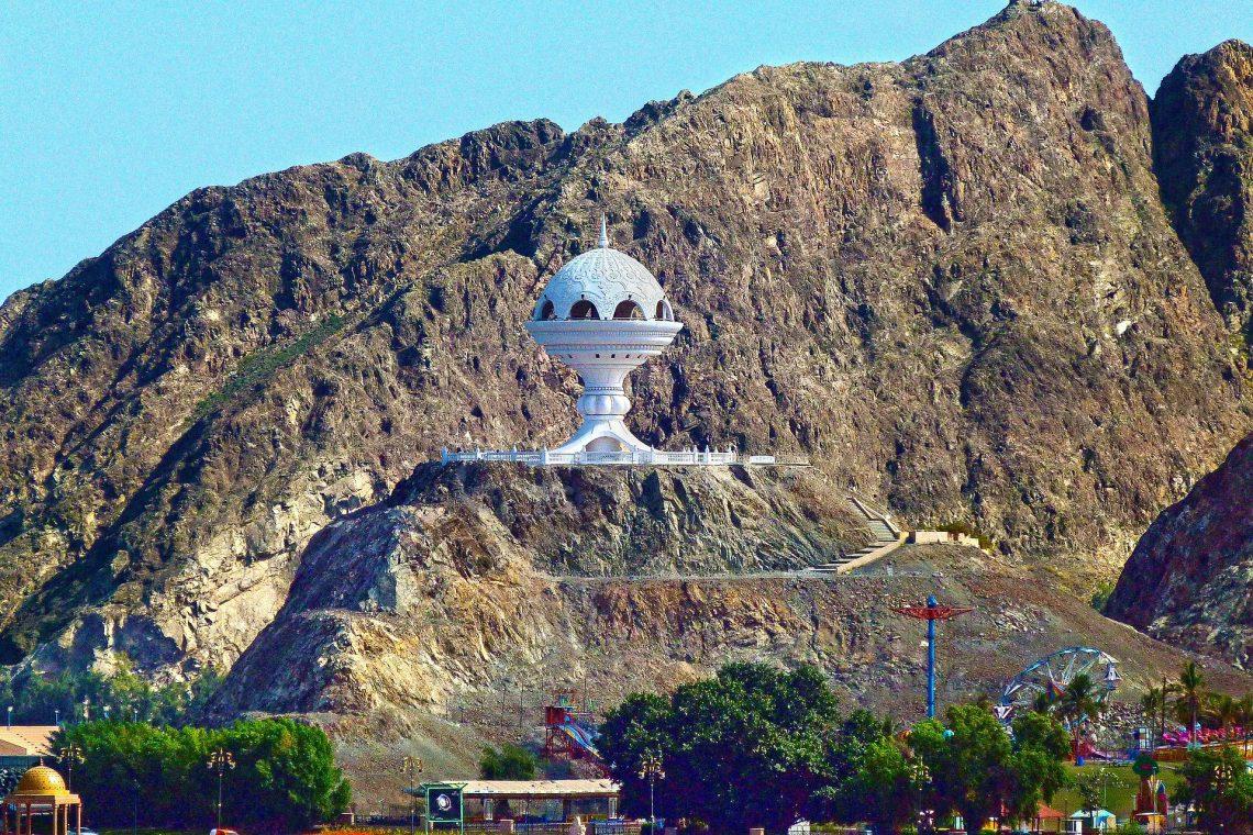 LightTrekking in Oman