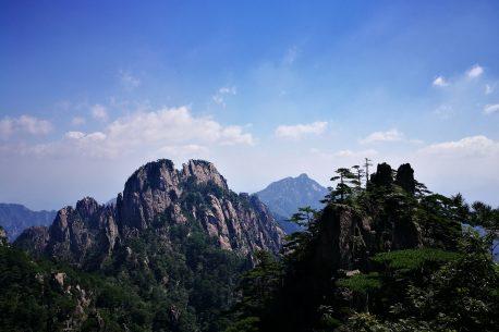 Cina monte Hua