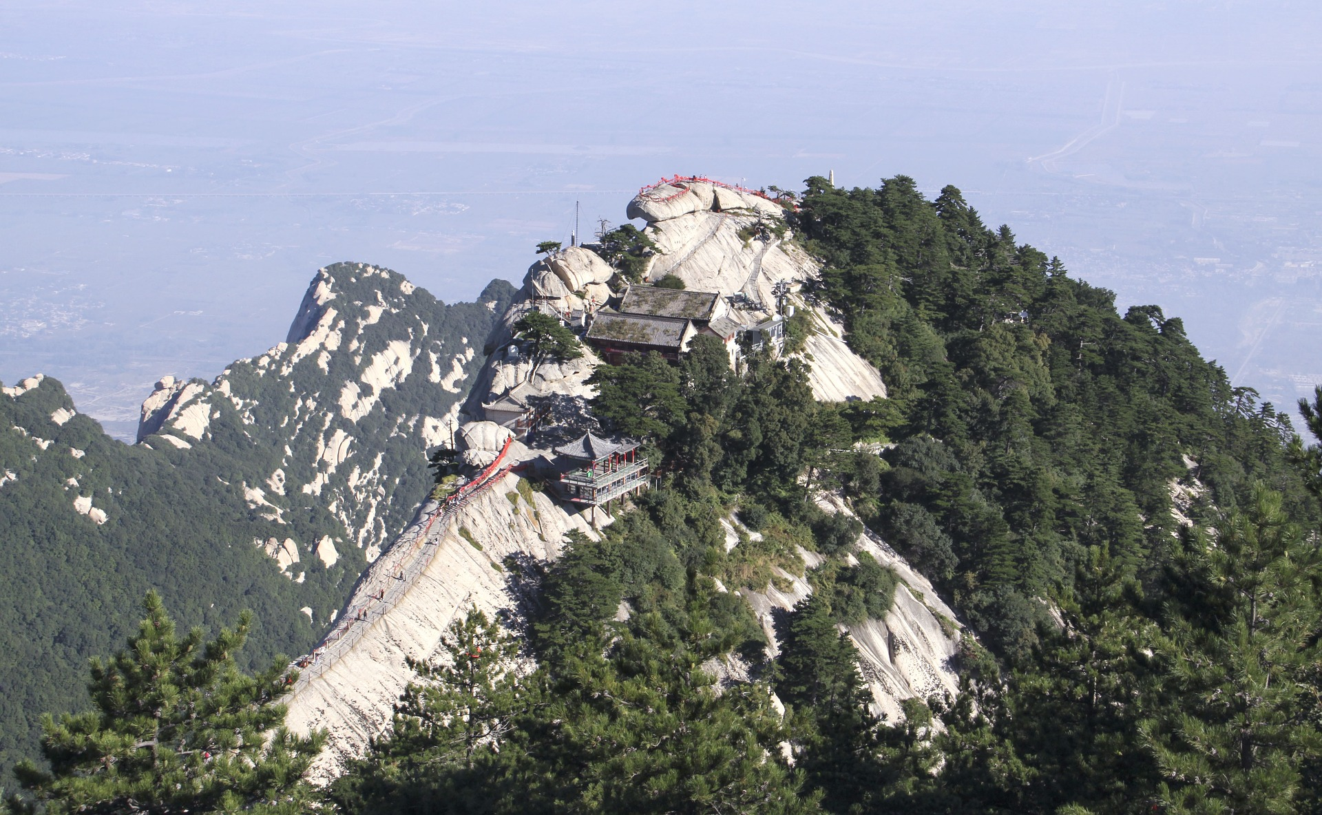China mount Hua