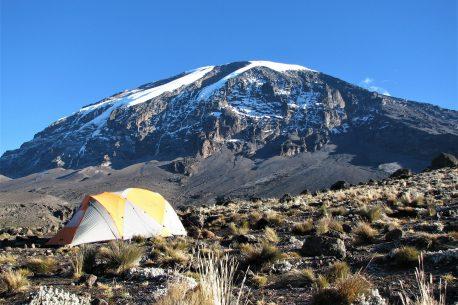 trekking sul Kilimanjaro
