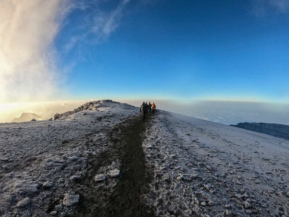 Trekking sul Monte Meru in Tanzania