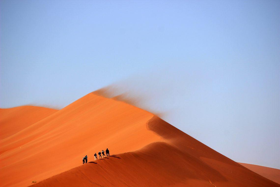 Oman Trekking nel Deserto