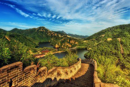 Trekking in Cina lungo la Grande Muraglia