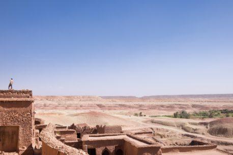 trekking in Marocco lungo la via dei dromedari