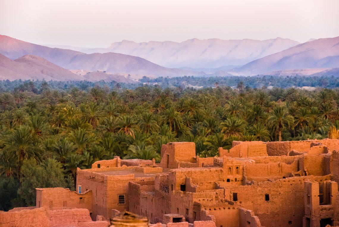 Trekking per famiglie in Marocco