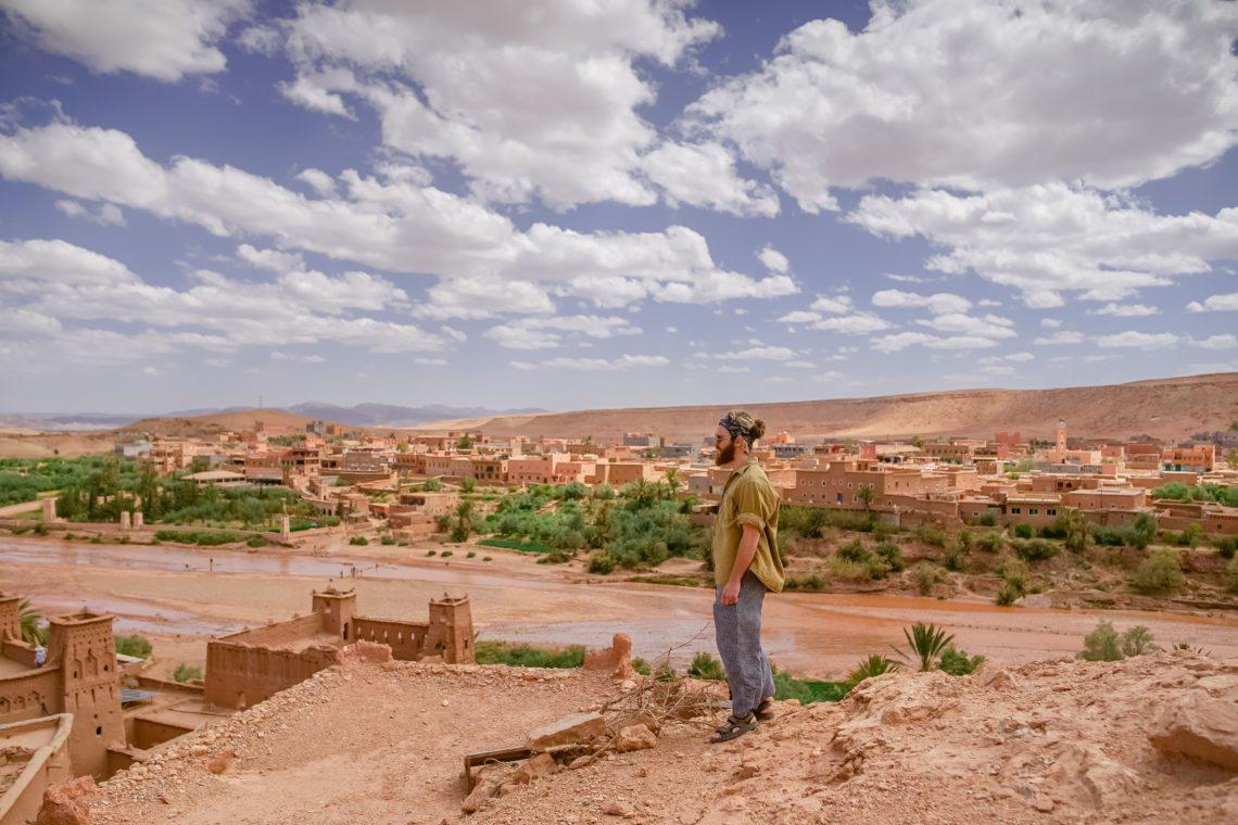 Trekking in Marocco nella valle Ounila