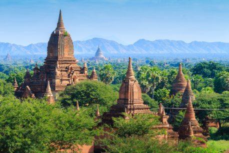 Trekking nel Myanmar