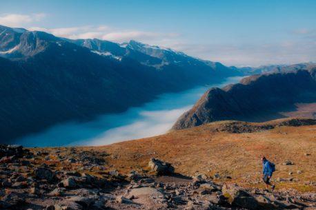 Viaggio trekking in Norvegia