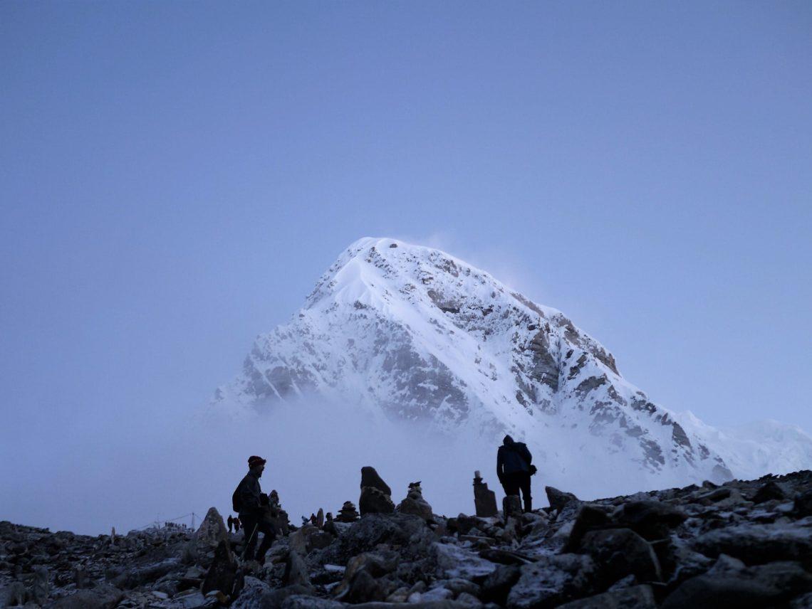 Trekking Everest Renjo La