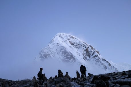 Trekking Everest Renjo La