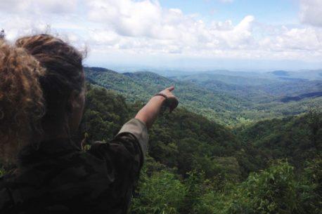 Viaggio trekking in Thailandia