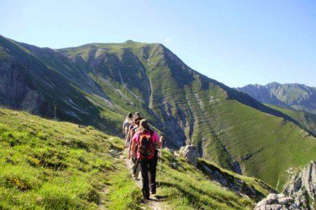 Trekking Marche Monti Sibillini