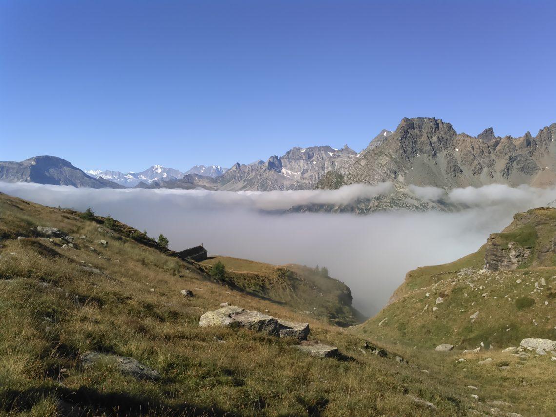 trekking in Piemonte