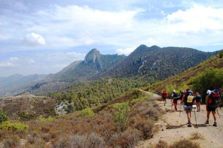 Trekking alla scoperta di Cipro Nord