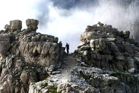 Trekking Trentino Adamello Brenta