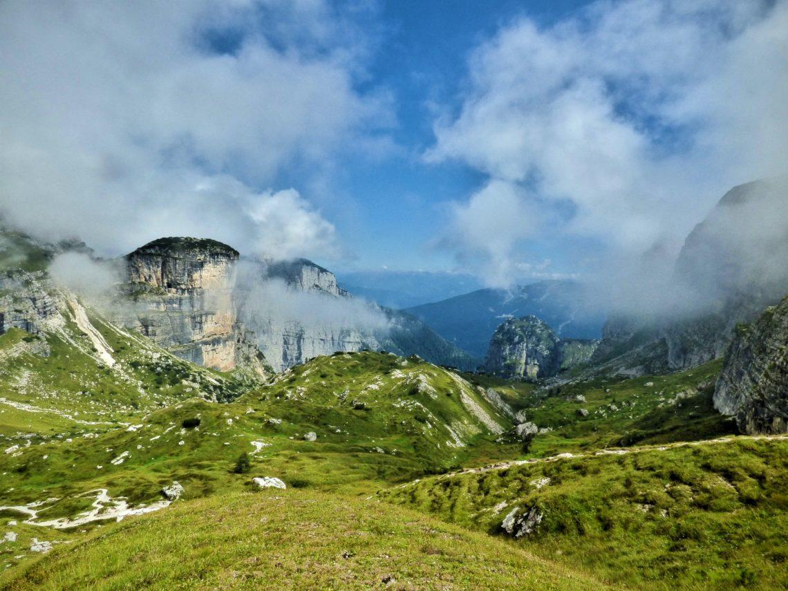 Trekking Trentino famiglie principianti