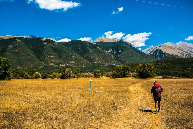 trekking lazio e abruzzo
