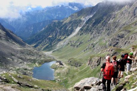 Piemonte trekking ad anello intorno al Monviso