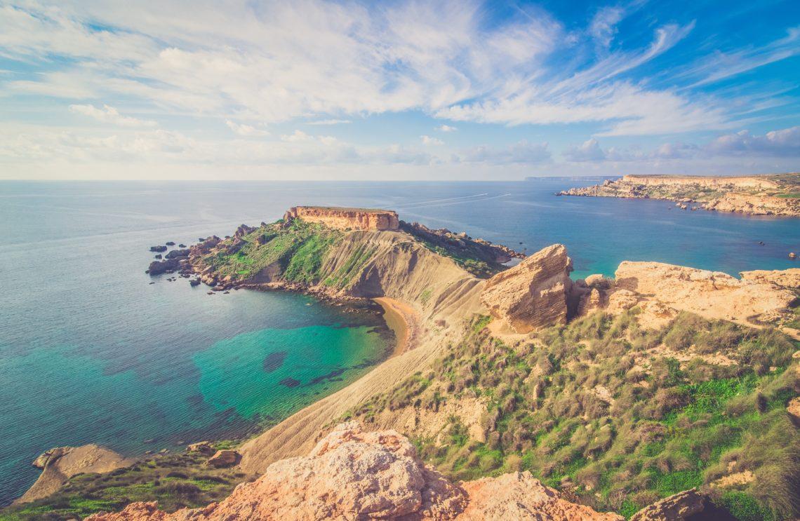 viaggio trekking a Malta
