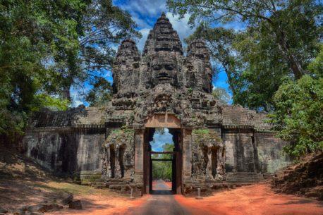 viaggi trekking cambogia