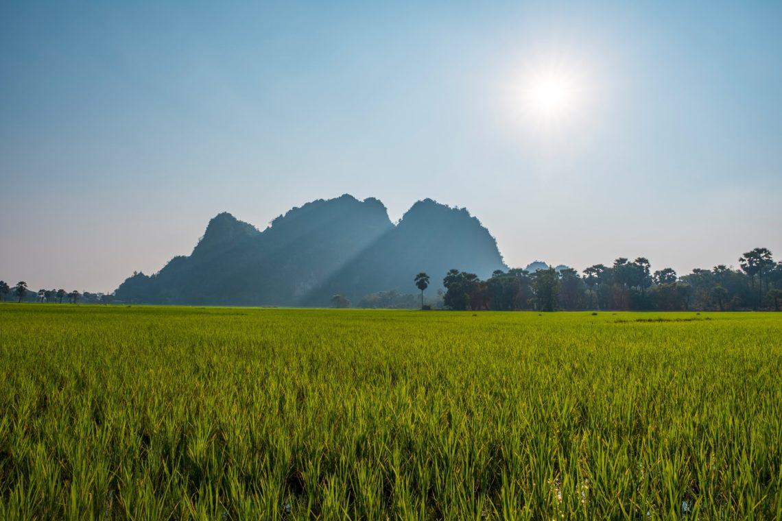 Trekking Myanmar