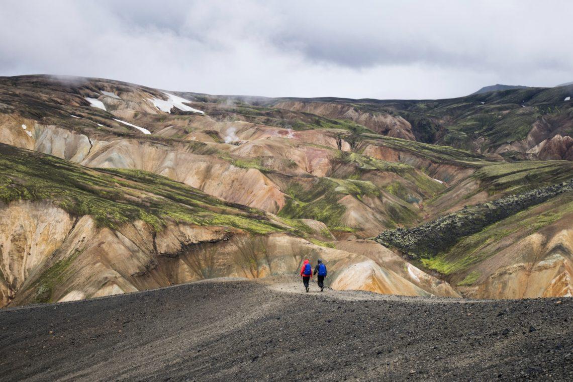 viaggio in islanda trekking