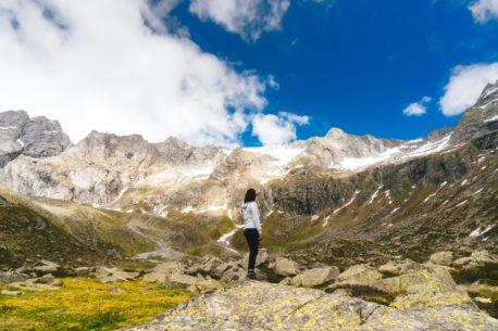 trekking trentino