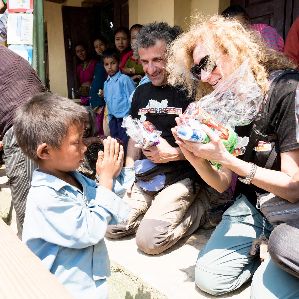 viaggio di trekking nepal