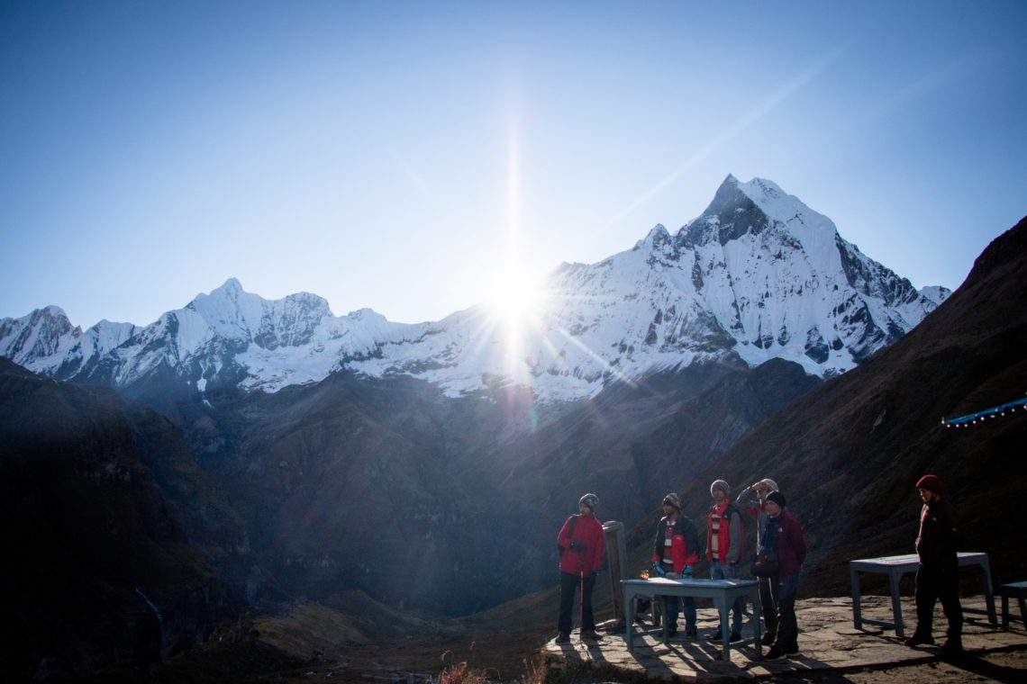 viaggio trekking Nepal