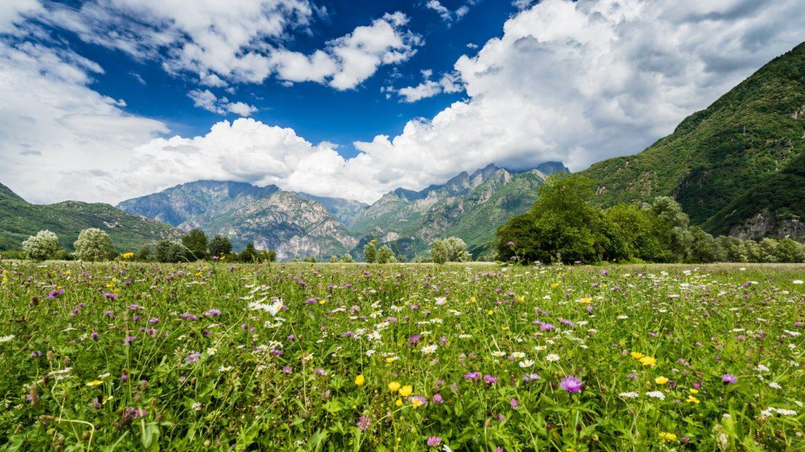 trekking Valtellina